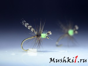 Mosquito (Green) D-3