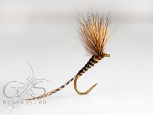 Mayfly Deer CDC (Brown) D-6