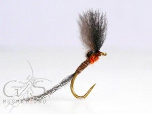 CDC fiber emerger (Grey) D-33