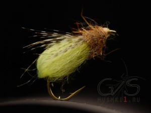 Caddis (Green) W-25
