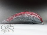 Flashabou streamer (red-silver) S-41