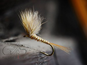 Mayfly Deer CDC (Brown) D-5