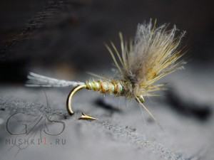 Mayfly Deer CDC (Tan) D-14