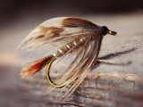 Wet fly classic (Light brown) W-51