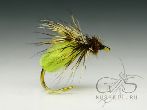Caddis emerger D-32