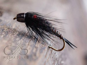 Jig nimph (Black) N-154