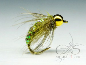 Bright nymph (Olive) N-80