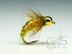 Bright nymph (Yellow) N-42