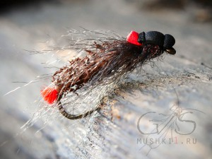 Foam fly red tag D-52