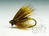 Hair caddis (Brown) D-78