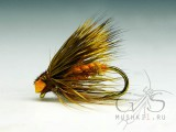Hair caddis (Orange) D-73