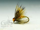 Mini caddis (Orange) D-72