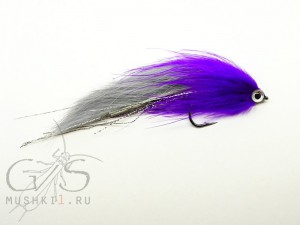 Minnow Rabbit (Purple-Grey) S-24