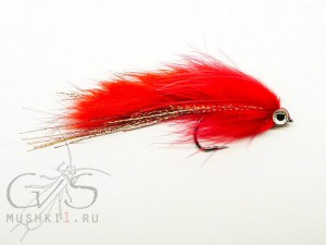 Minnow Rabbit (Red) S-15